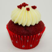 Mini cupcakes red velvet (3 uds.)