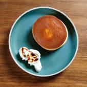 Dorayaki judía roja