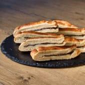 Breadsticks Nutella