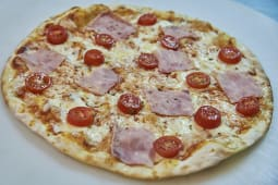 Pizza Bacon (Média)