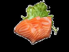 Sashimi sake (6 uds.)