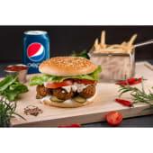 Бургер-меню «Веджі» (460г)