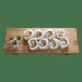Shake mango uramaki (8 pzs.)