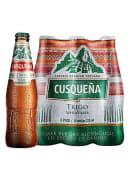 Cerveza Cusqueña Trigo Sixpack Bot 330 Ml