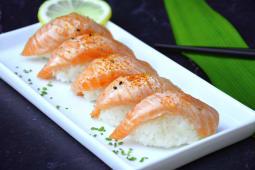 Nigiri spicy (5 uds.)