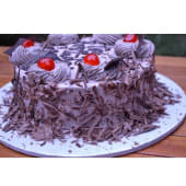 Mocha Forest Cake