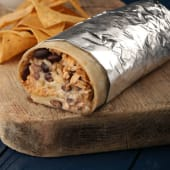Burrito de Pollo al Pastor