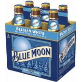 Sixpack Cerveza Blue Moon 354 Ml