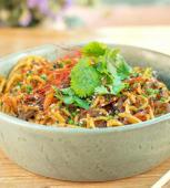 Thai soba noodles