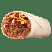 1/2 libra burrito combinado