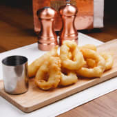 Tempura Fried Calamari
