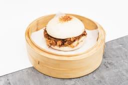 Bao burger з пулд порк (260г)