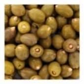 Olive verte farcie à l'amande (les 350g)