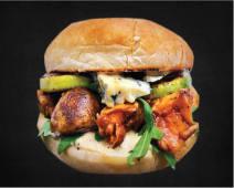 Мічиган бургер (260г)