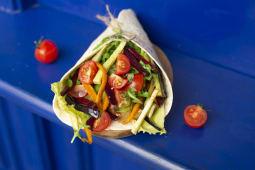 Гірос Vegetarian XL