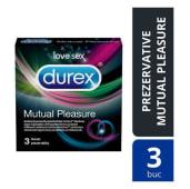 Prezervative Durex Mutual Pleasure x 3 buc
