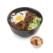 85. Grilled duck donburi