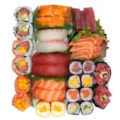 The Sushi Lovers (34 Peças)