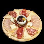 Platou mic dejun brânzeturi & Charcuterie