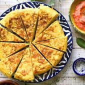 Tortilla española (grande)