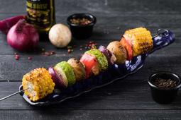 Овощной кебаб