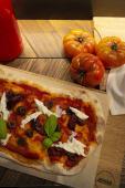 Lunga Bufala, Pomodorini E Olive