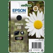 Cartucho De Tinta Epson 18 Negro