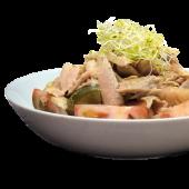 Ensalada de Kumato con ventresca
