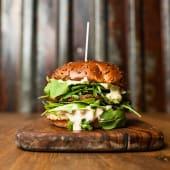 Veggie Burger Double