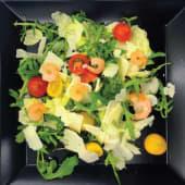 Салат з креветками (260г)