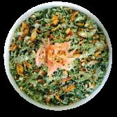 Surprising green rice