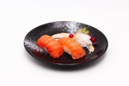 Nigiri salmon - 2 pezzi