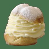 Bandeja de bocaditos de nata (1/2 Kg.)