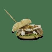 Burger Levantina Niña Bonita