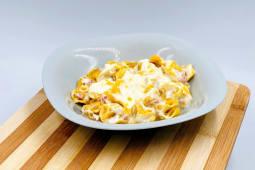 Tortellini bolognese prosciutto e panna