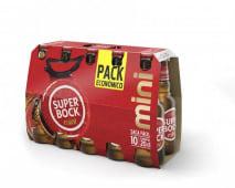 Cerveja Super Bock (10 Unidades 20cl)