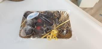 Praline di cioccolato Pz 12
