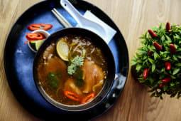 Фо бо в'єтнамський суп з телятиною (400г)