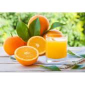 Zumo de naranja natural (1/2 lt.)