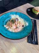 Паста Неро з морепродуктами (280г)
