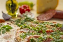 Pizza Prosciutto crudo e rucola Ø 23cm