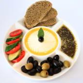 Assiette de Labneh