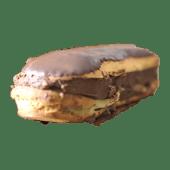 Petisú de chocolate