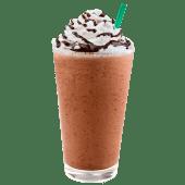 Algarrobina frappuccino
