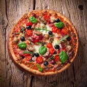 Pizza Palermo (Mediana)