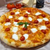 Pizza caprese Ø33cm