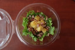 Salade Lardon