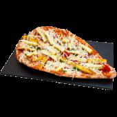 Paneer Cheese Naan Pizza