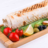 Вегетаріанський Breakfast to go (350г)