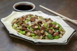 Chop suey de lomito